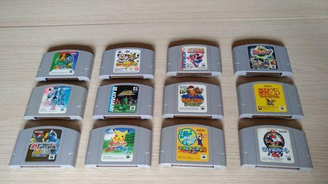 12 Juegos Nintendo 64 Ntsc De Segunda Mano Por 37 En O Castro En