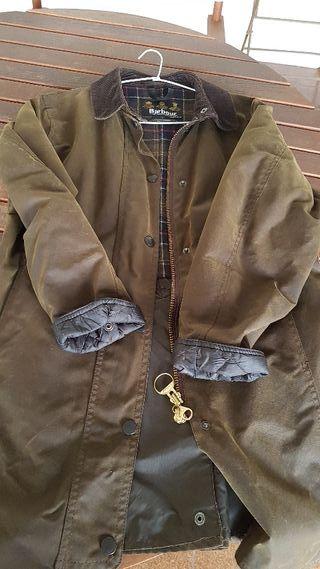 Barbour mujer. Abrigo/ chaqueton