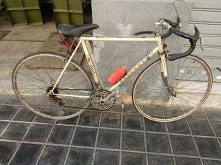 bicicleta carreras vintage