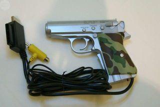 Pistola videojuegos PANTHER PT 805