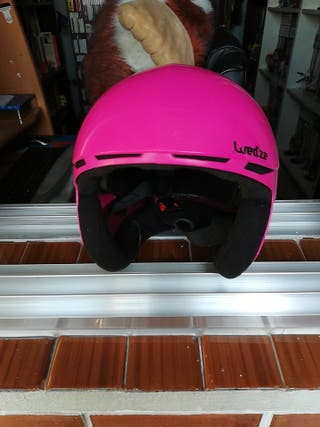casco de esquí