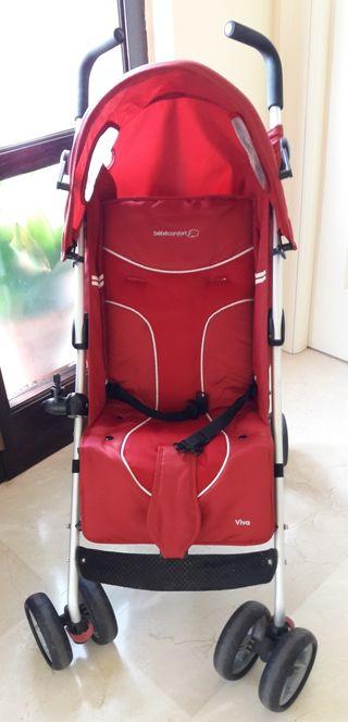 65 Paraguas Confort Por Plegable Bebe De Segunda Mano Silla Tipo L34ARj5
