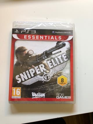Sniper Elite para PS3