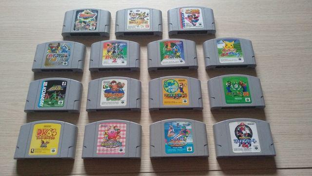 15 Juegos Nintendo 64 Ntsc De Segunda Mano Por 45 En O Castro En