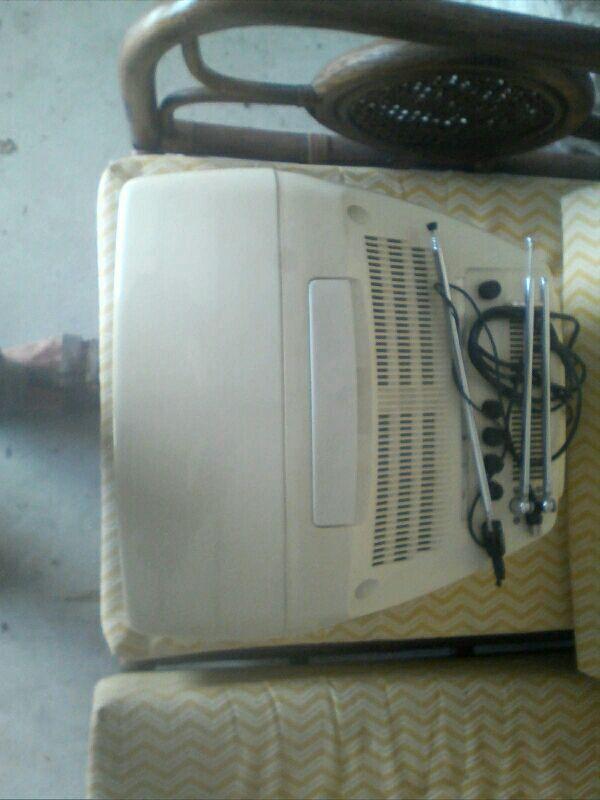 televisor vintage