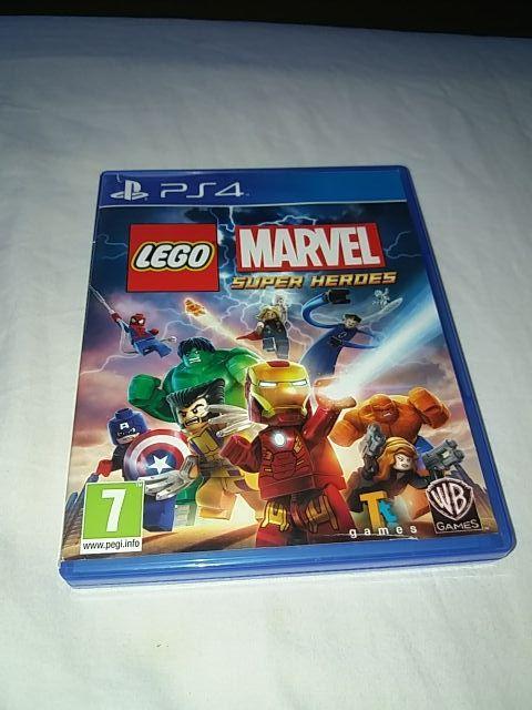 Juego Ps4 Lego Marvel De Segunda Mano Por 20 En Castello Castellon