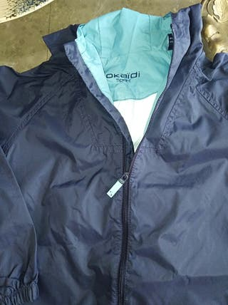 chaqueta Impermeable ligera