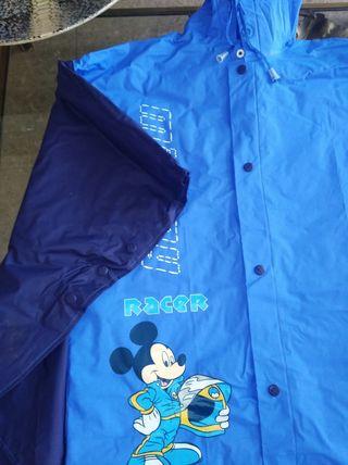 Capa impermeable Disney