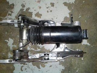 amortiguador showa de gas regulable en dureza