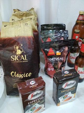 café delta, Sical, segafredo