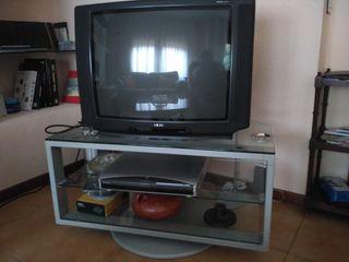 Mesa giratoria de TV (Ikea)