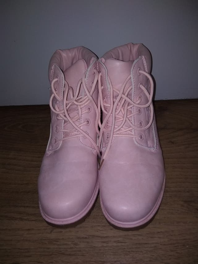 Womens High Top Boots