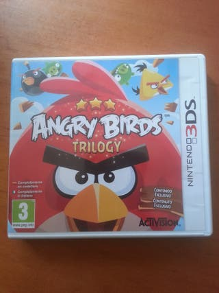 Angry Birds - 3DS