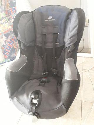 silla para el coche