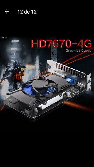 Tarjeta Grafica ATI Radeon AMD