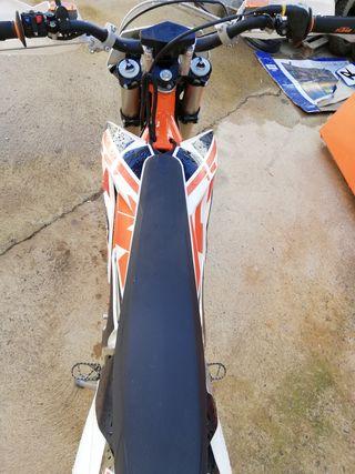 KTM 250 freeride 2015