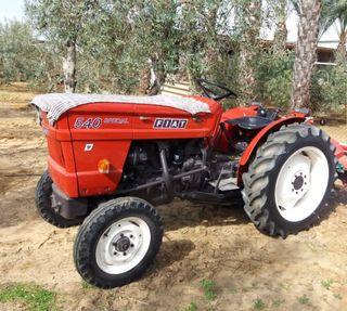 tractor fiat de segunda mano en la provincia de sevilla en wallapop