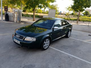 Audi S6 2002 cambio/vendo