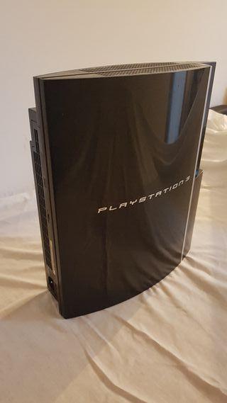 PS3 300Gb + 1 Mando