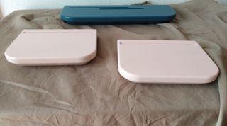 tres baldas para cuadros ikea