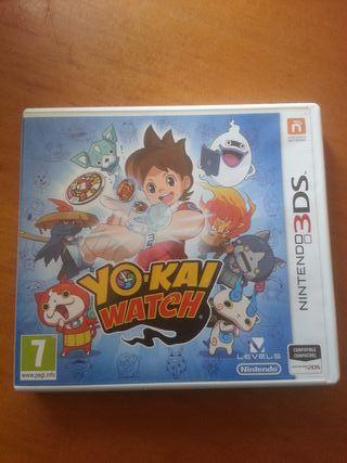 Yokai-Watch - 3DS