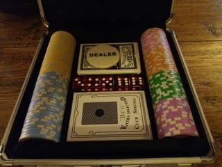 Maletín Set de Póker