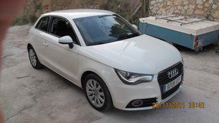 Audi A1 2010 muy nuevo tapic piel faros xenon