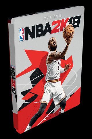 Caja metálica NBA 2K18