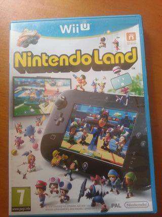 Nitendoland - Wii U