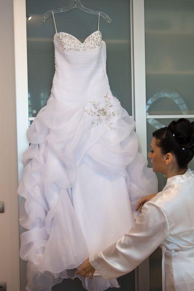 vestido de novia de segunda mano por 75 € en mollet del vallès en