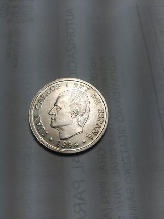 moneda 2000 pesetas