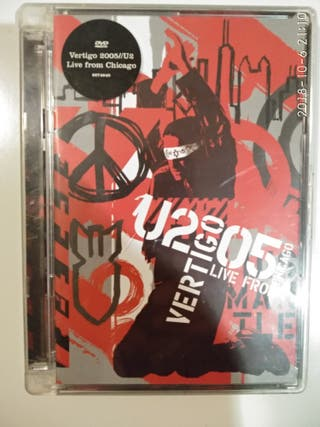 Dvd U2