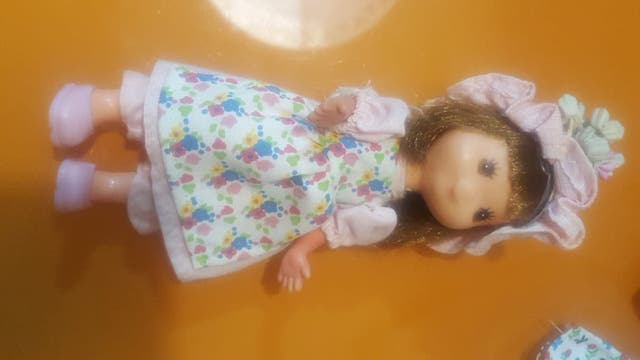 Laura muñeca famosa
