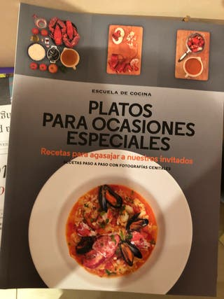 13 libros escuela de cocina el pa s de segunda mano por 35 en madrid en wallapop - Libro escuela de cocina ...