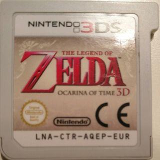 Juego 3DS - Zelda Ocarina of Time