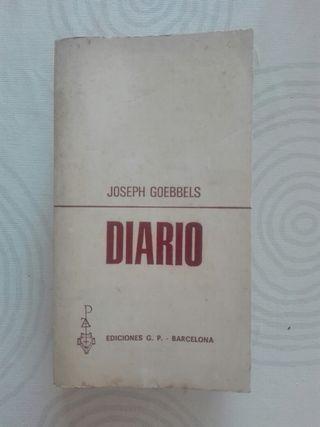 Diario Joseph Goebbels