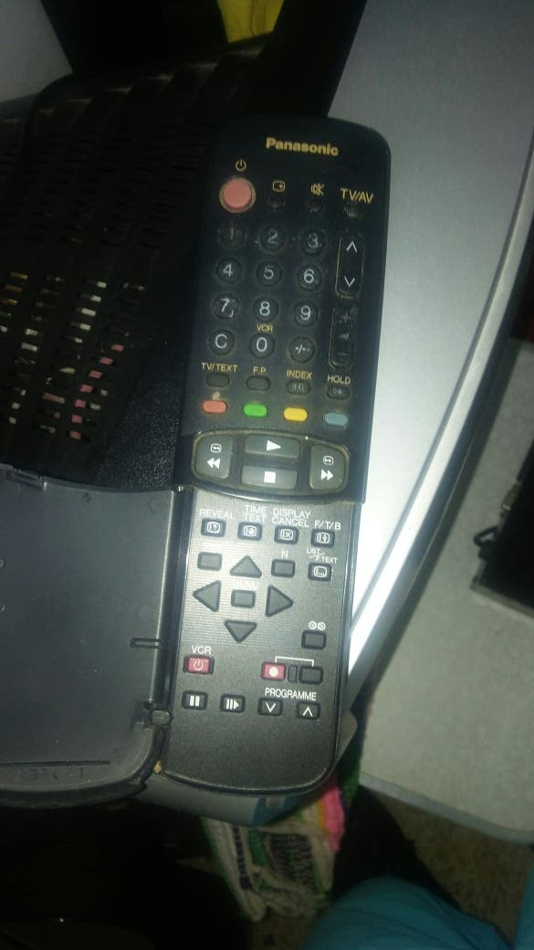 mando a distancia para tv panasonic