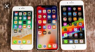Cambios de pantalla y reparación de moviles