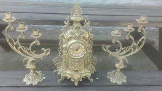 Conjunto de bronce