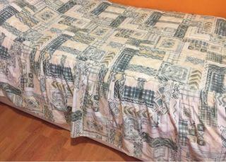 Edredón étnico BCN cama 90 cm