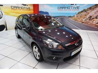 Ford Focus 1.6 TDCI Econetic 80 kW (109 CV)