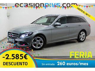 Mercedes-Benz Clase C C Estate 220 CDI Avantgarde 100 kW (136 CV)