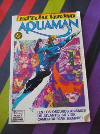 Comics números uno DC