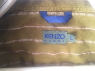 Camisa KENZO homme talla L