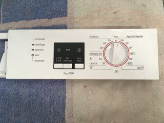 Cuadro mandos 00791306 lavadora Bosch