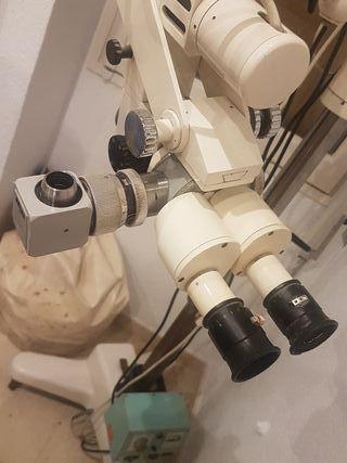 Microscopio quirúrgico Zeiss Otorrino