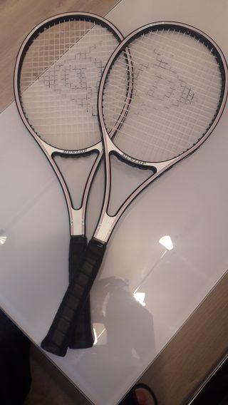Raquetas Dunlop