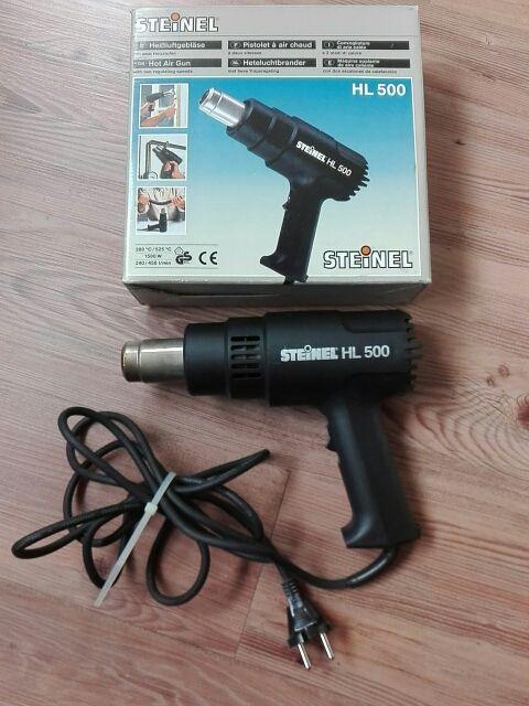 Pistola aire caliente Steinel HL 500
