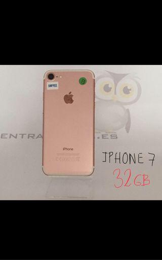 IPHONE 7 ROSA (SOMOS TIENDA) seminuevos
