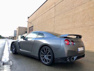 Nissan Gtr 550cv black edittion!!